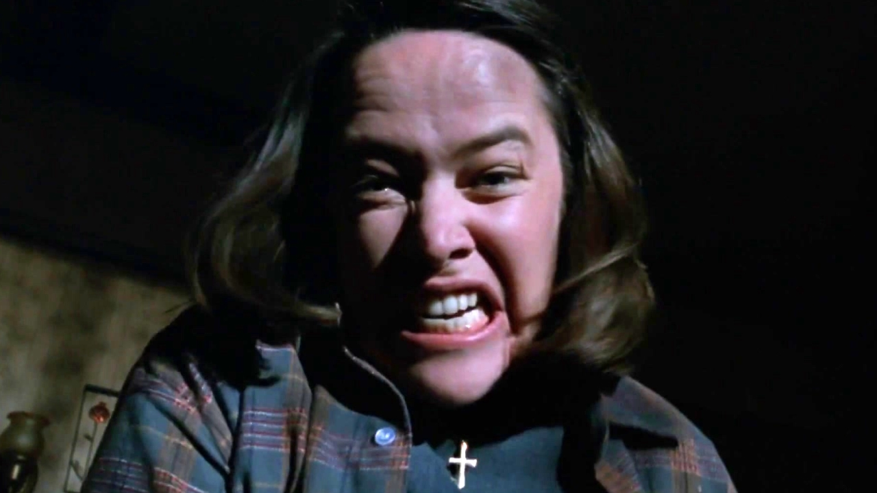 Misery: Annie Confronts Paul