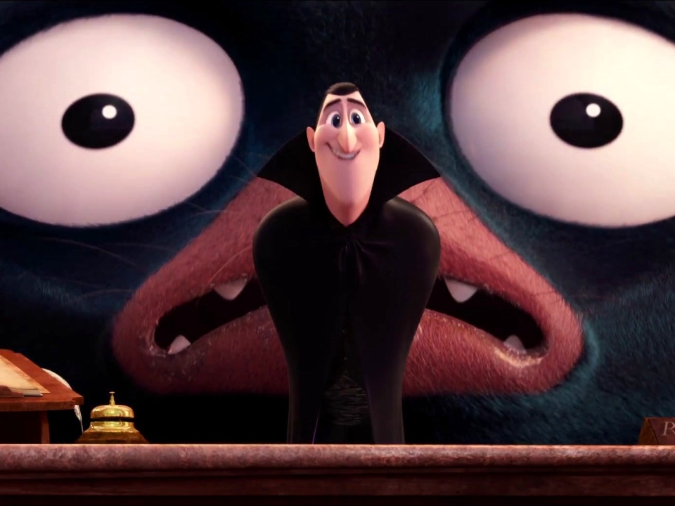 Hotel Transylvania 3: A Monster Vacation (International Trailer 1)