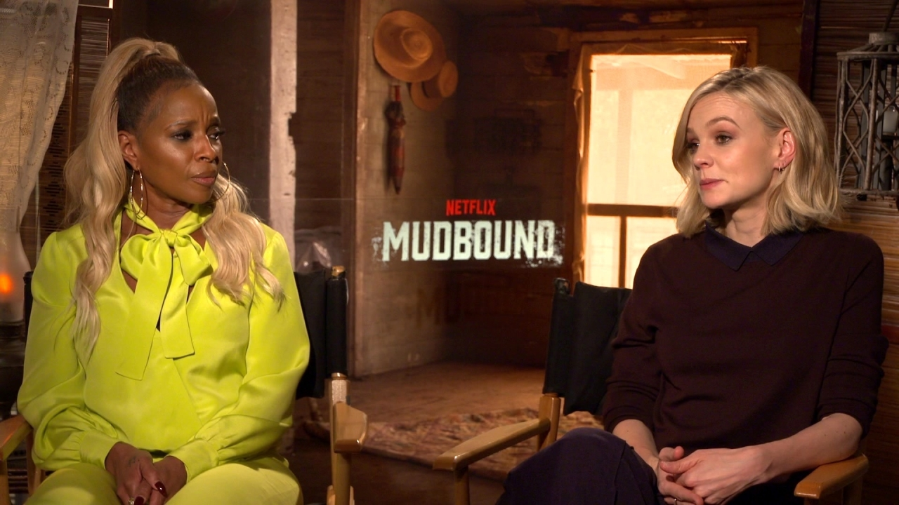 Mudbound: Mary J. Blige & Carey Mulligan On What Interested Them In The Film
