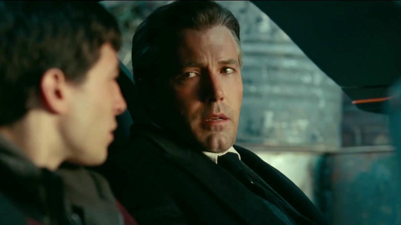 Justice League (30 Second International Trailer)