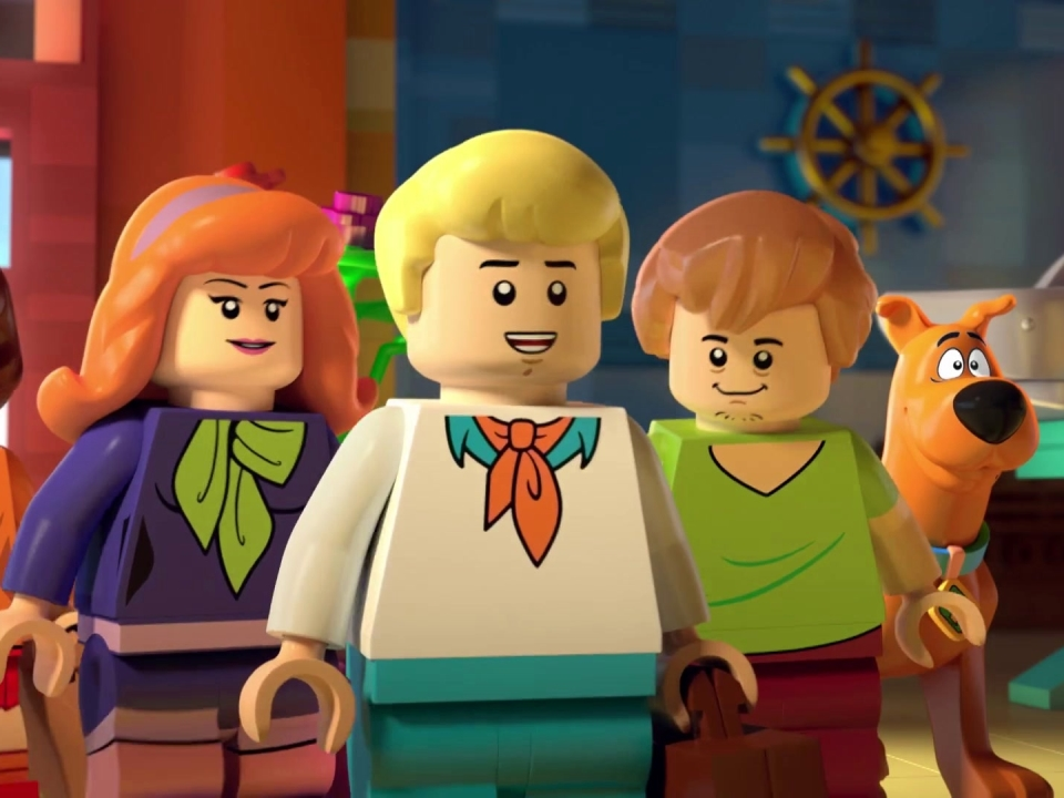 LEGO Scooby-Doo! Blowout Beach Bash: Bash is Over