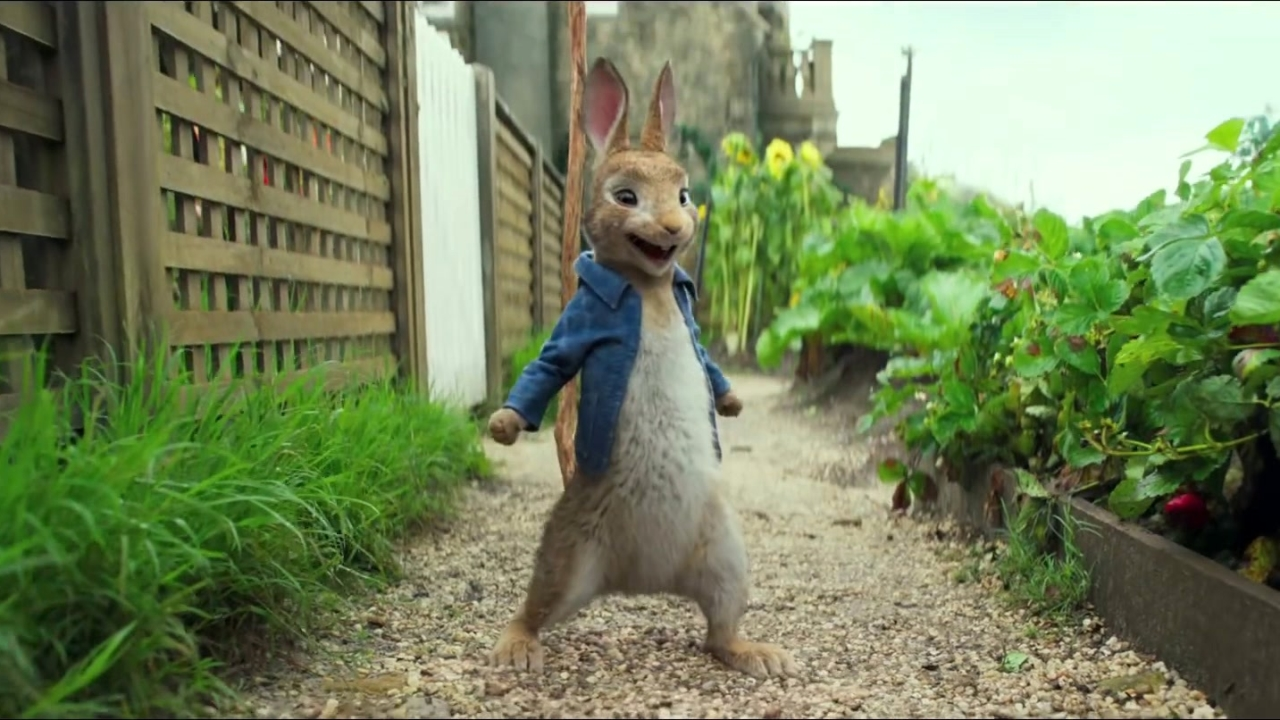 Peter Rabbit (Trailer 2)