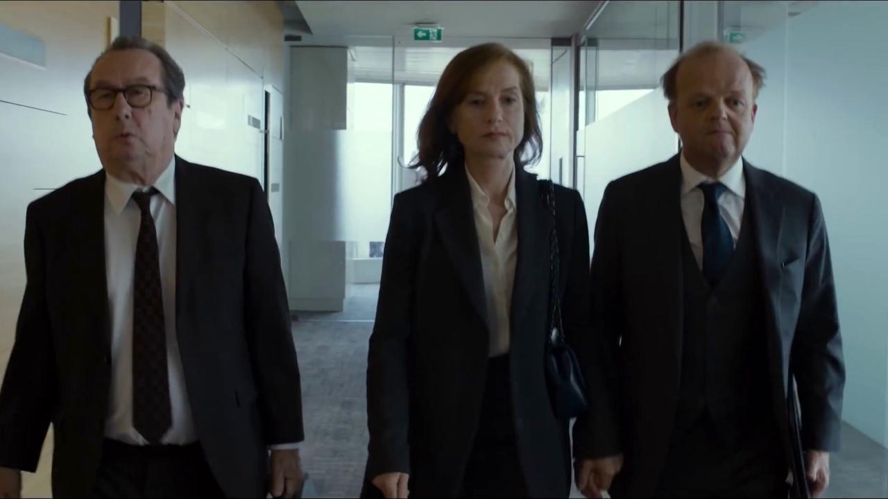 Happy End (US Trailer)