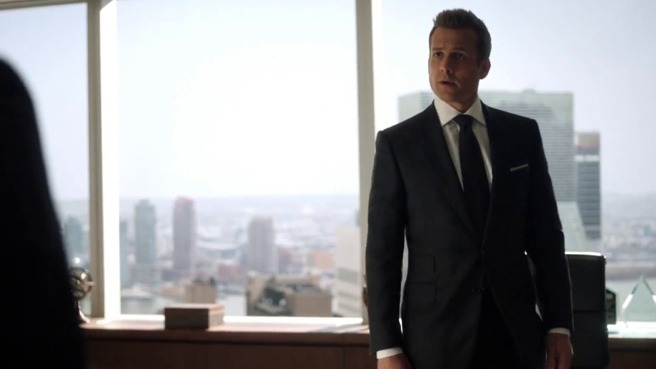 Suits: The Statue