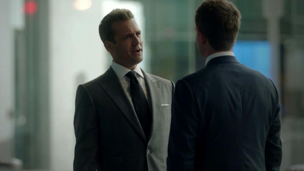 Suits: Shame