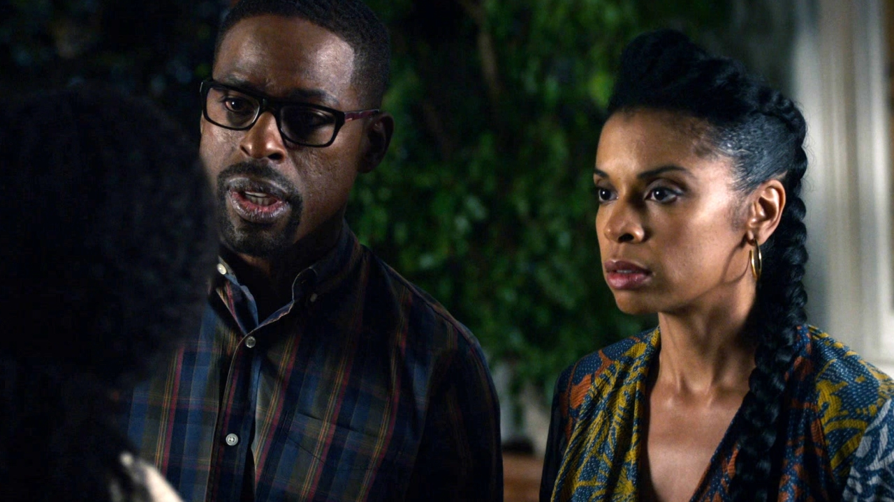 This Is Us: Randall Finds Shauna With Beth