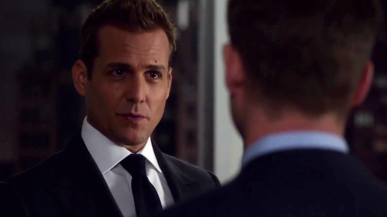 Suits: Admission Of Guilt