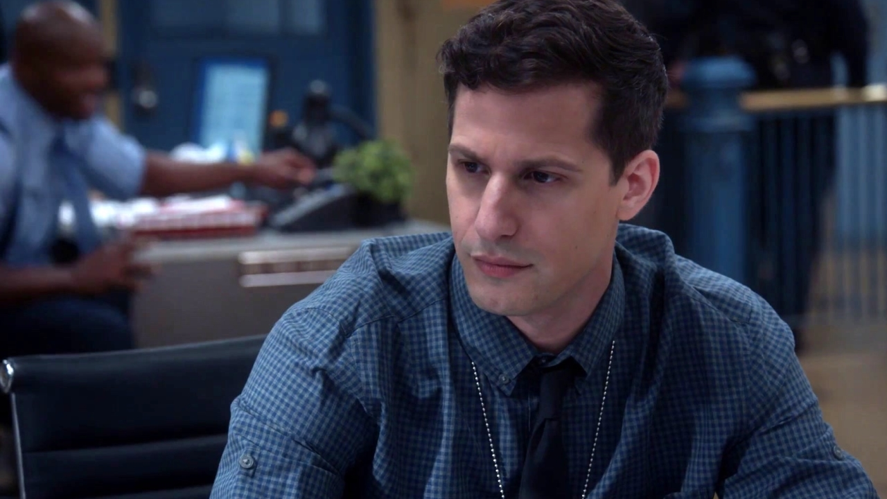 Brooklyn Nine-Nine: Terry Tells Jake About A New Case
