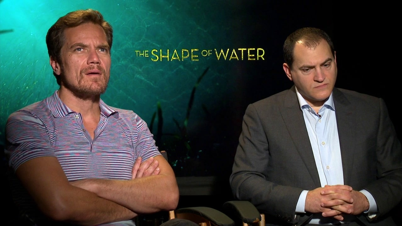 The Shape Of Water: Michael Shannon And Michael Stuhlbarg On Playing Non-Traditional Villains