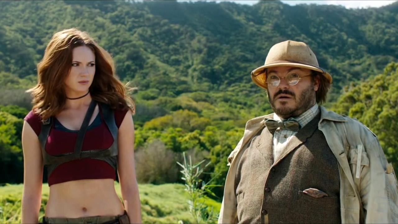 Jumanji: Welcome To The Jungle: Choose (TV Spot)