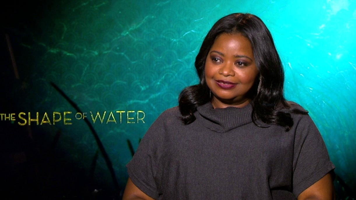 The Shape Of Water: Octavia Spencer On Eliza And Zelda's Relationship