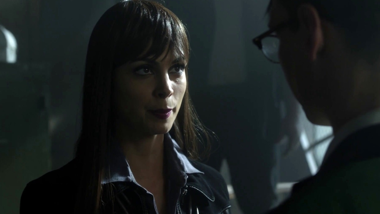 Gotham: Leslie Is Being Tested As The New Leader