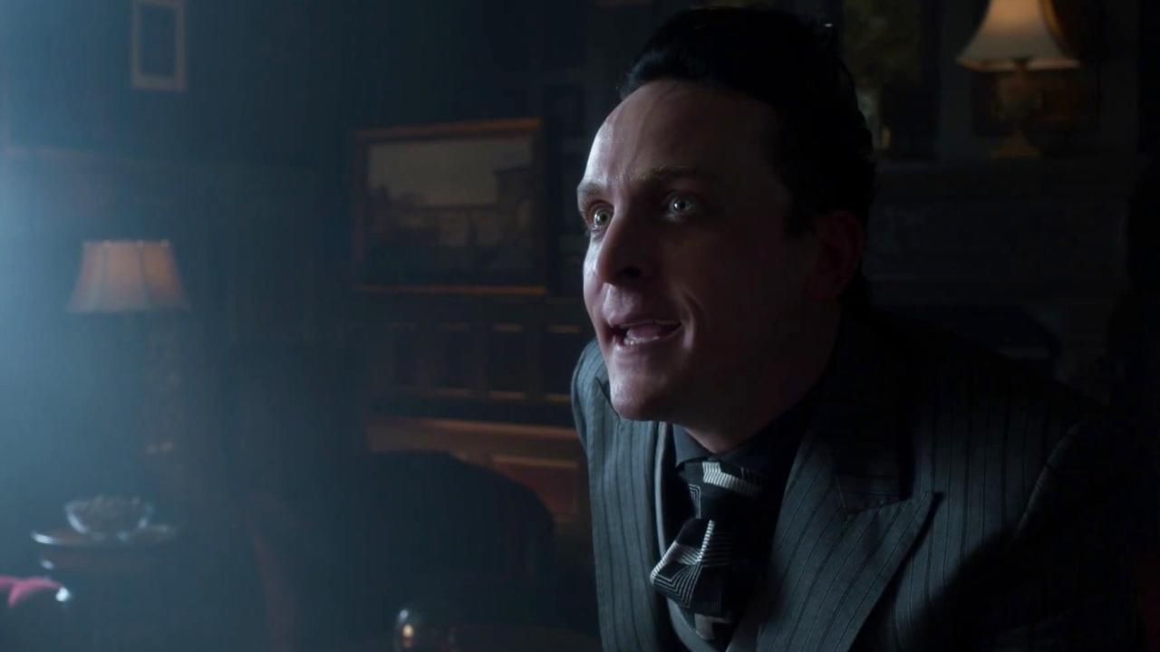 Gotham: Penguin Introduced Sofia To The Dentist