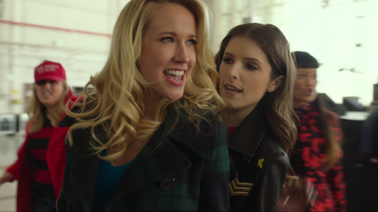 Pitch Perfect 3: The Bellas Start A Riff-Off
