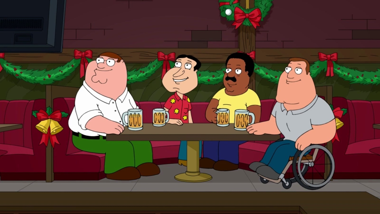 Family Guy: Norm Macdonald Reads A Christmas Story