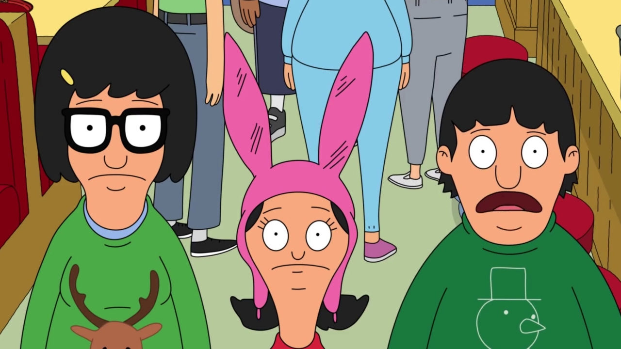 Bob's Burgers: The Kids Learn About The Bleaken
