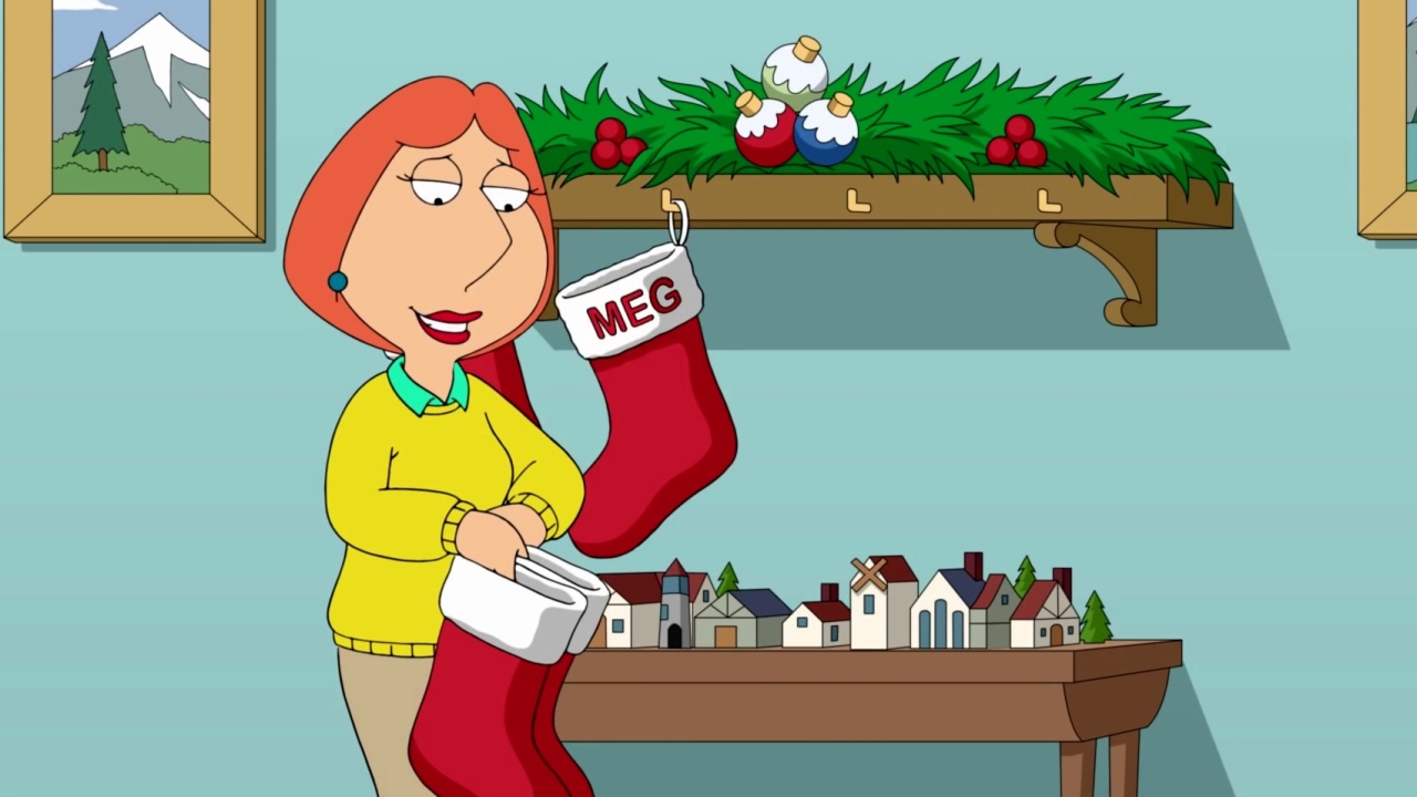 Family Guy: Brian Signs Up Everyone To Help At A Homeless Shelter