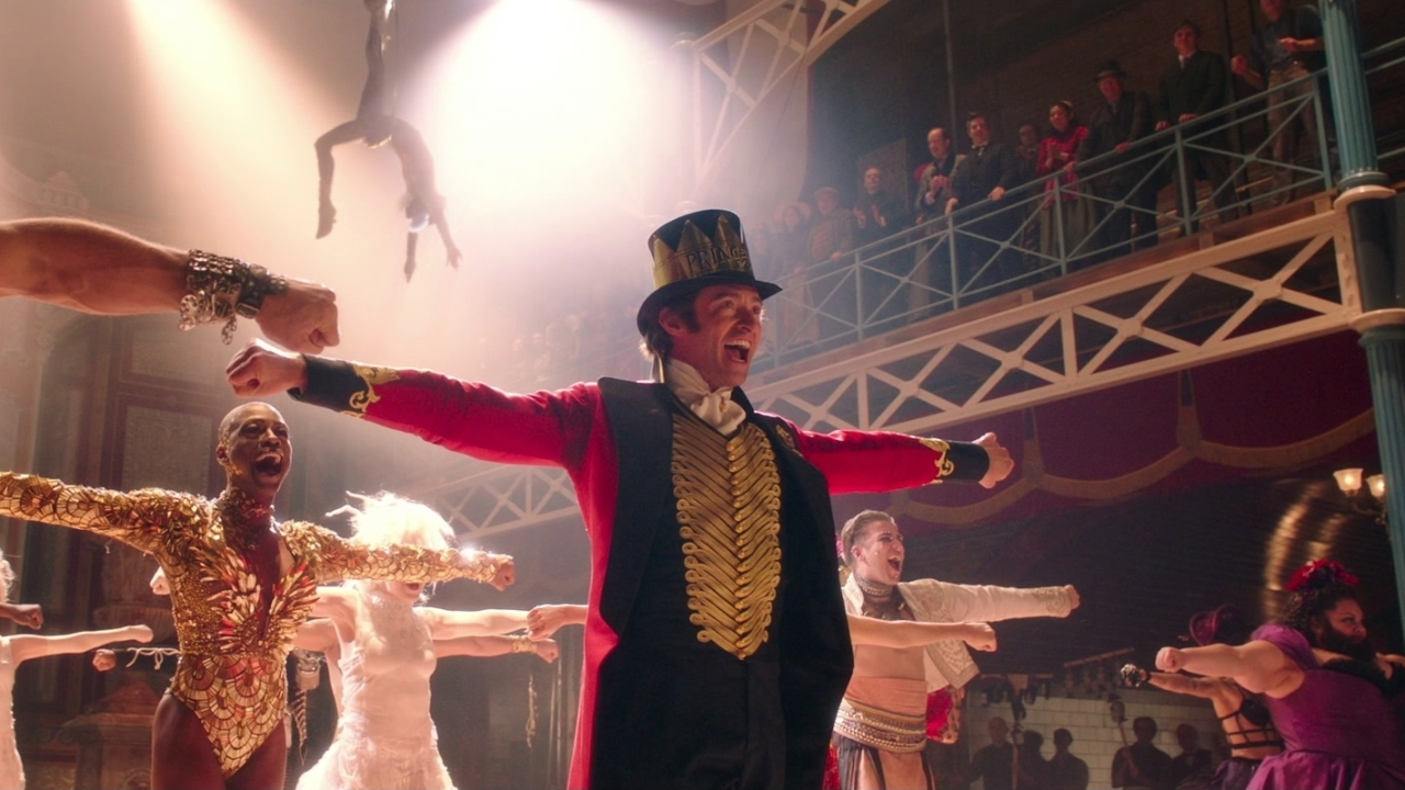 The Greatest Showman: Come Alive
