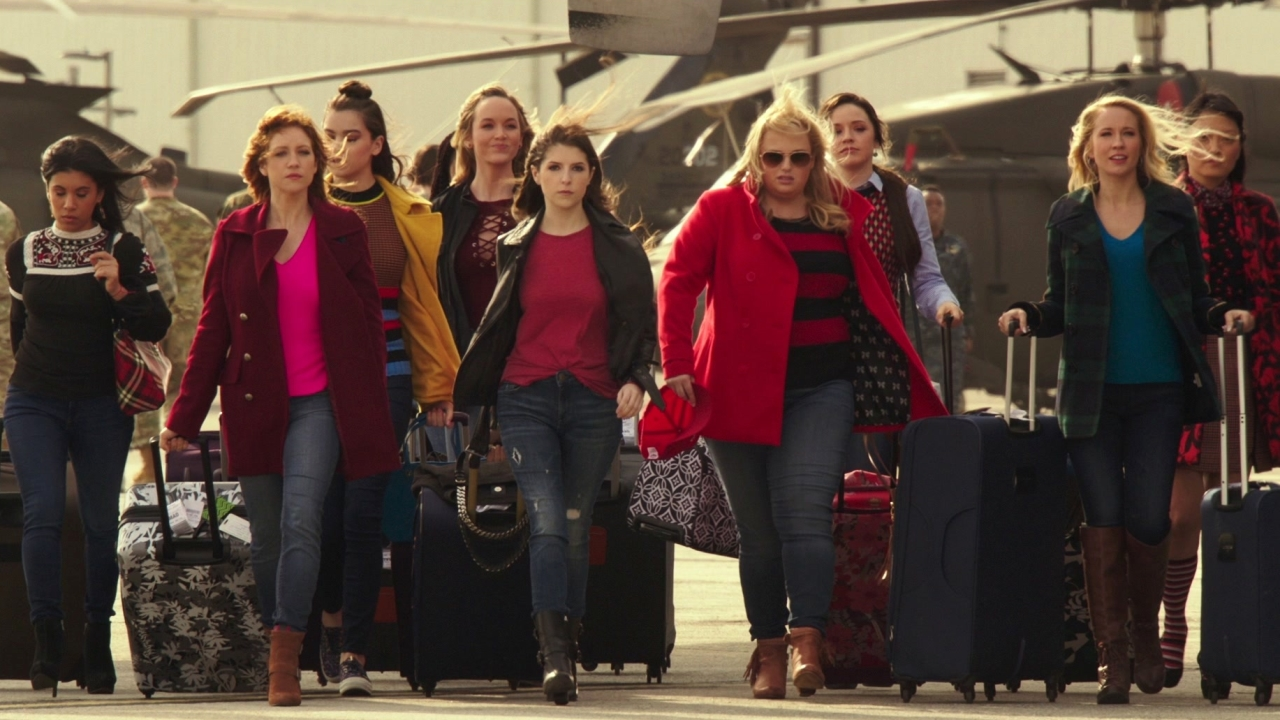 Pitch Perfect 3: A Look Inside (Featurette)