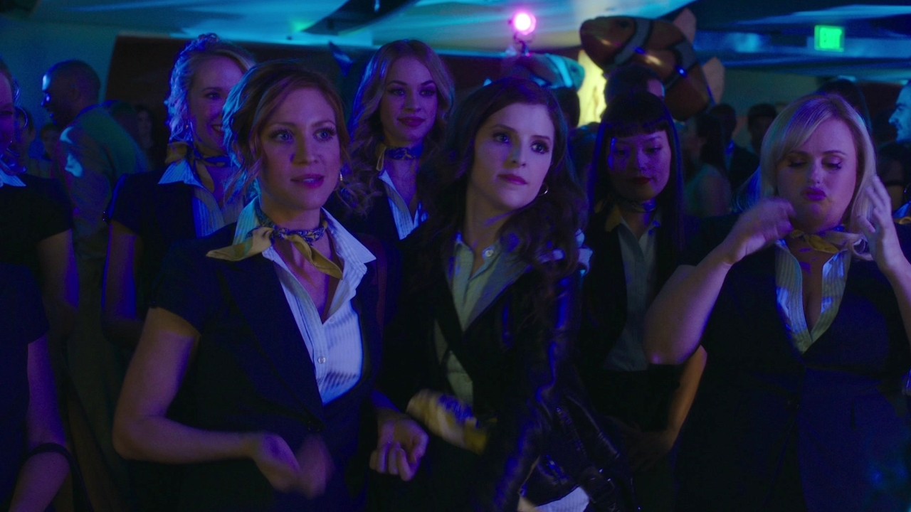 Pitch Perfect 3: The Bellas Meet Emily And The New Bellas