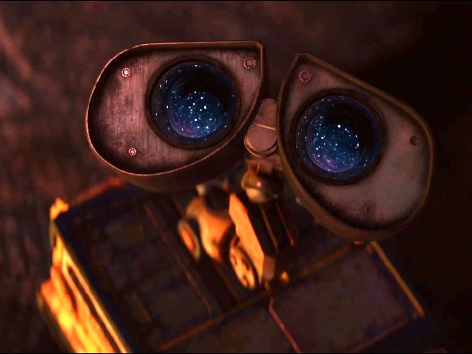 Wall-E (Clean Trailer)