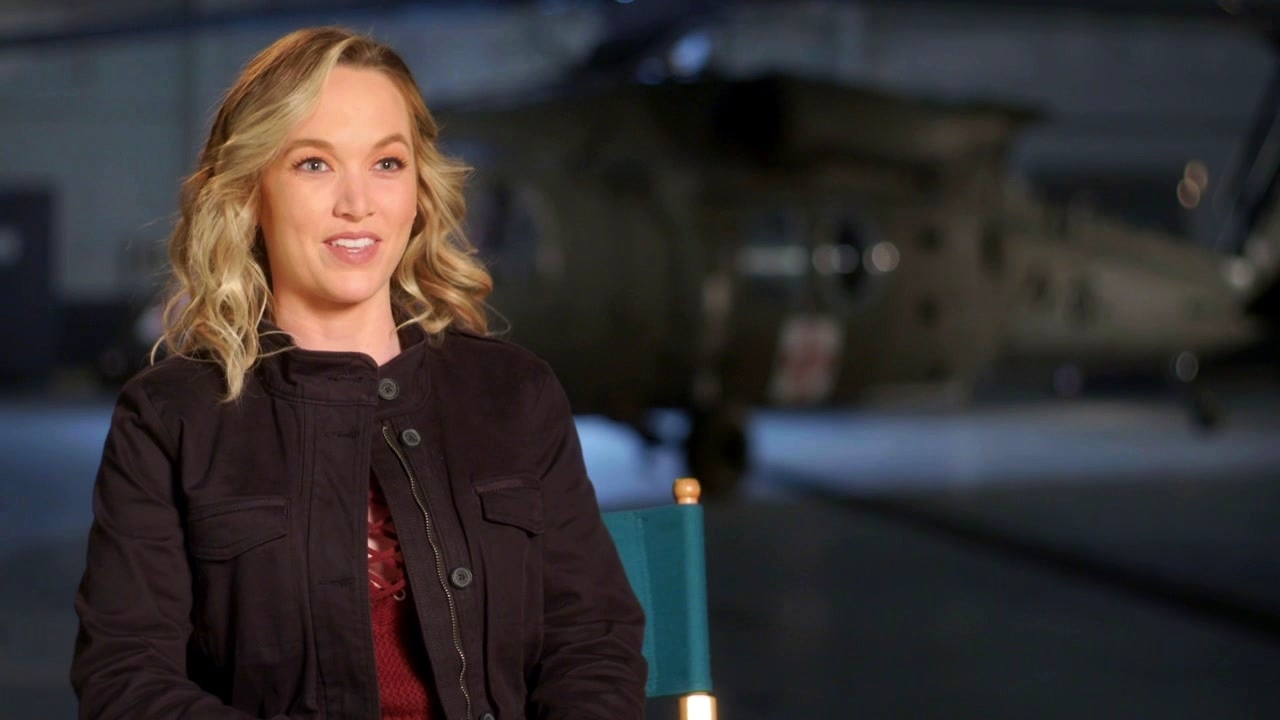 Pitch Perfect 3: Kelley Jakle On Coming Back