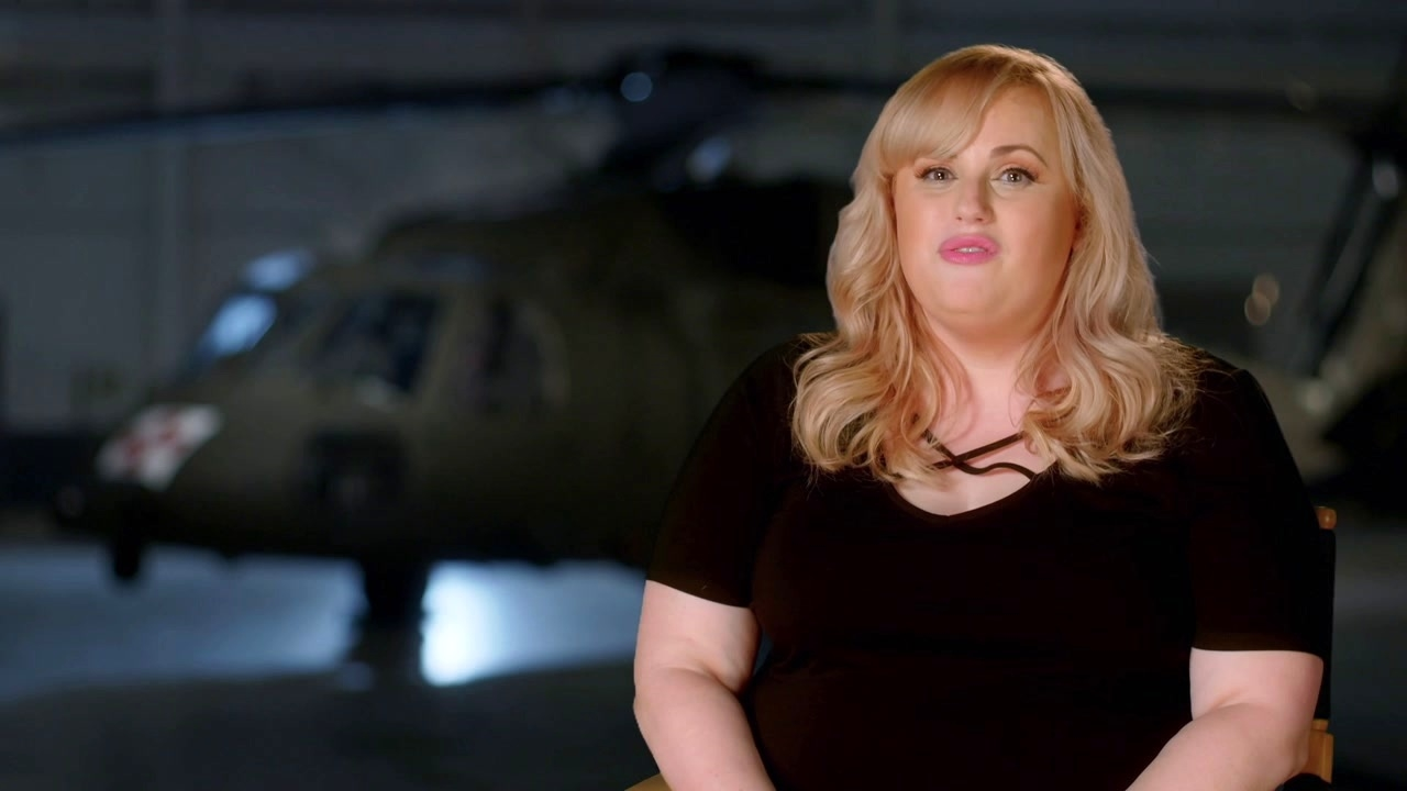 Pitch Perfect 3: Rebel Wilson On The Riff-Off In This Film