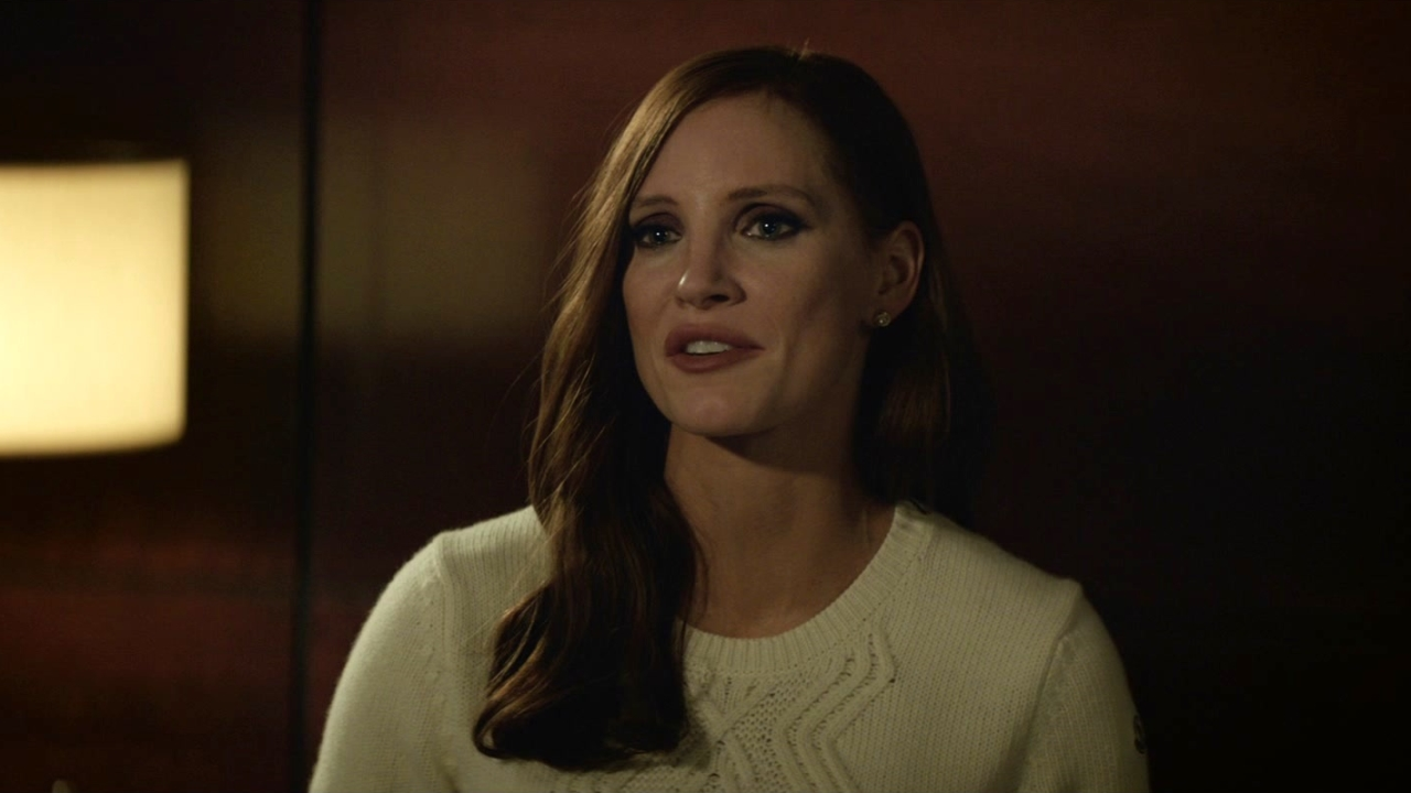 Molly's Game: Because It's My Name