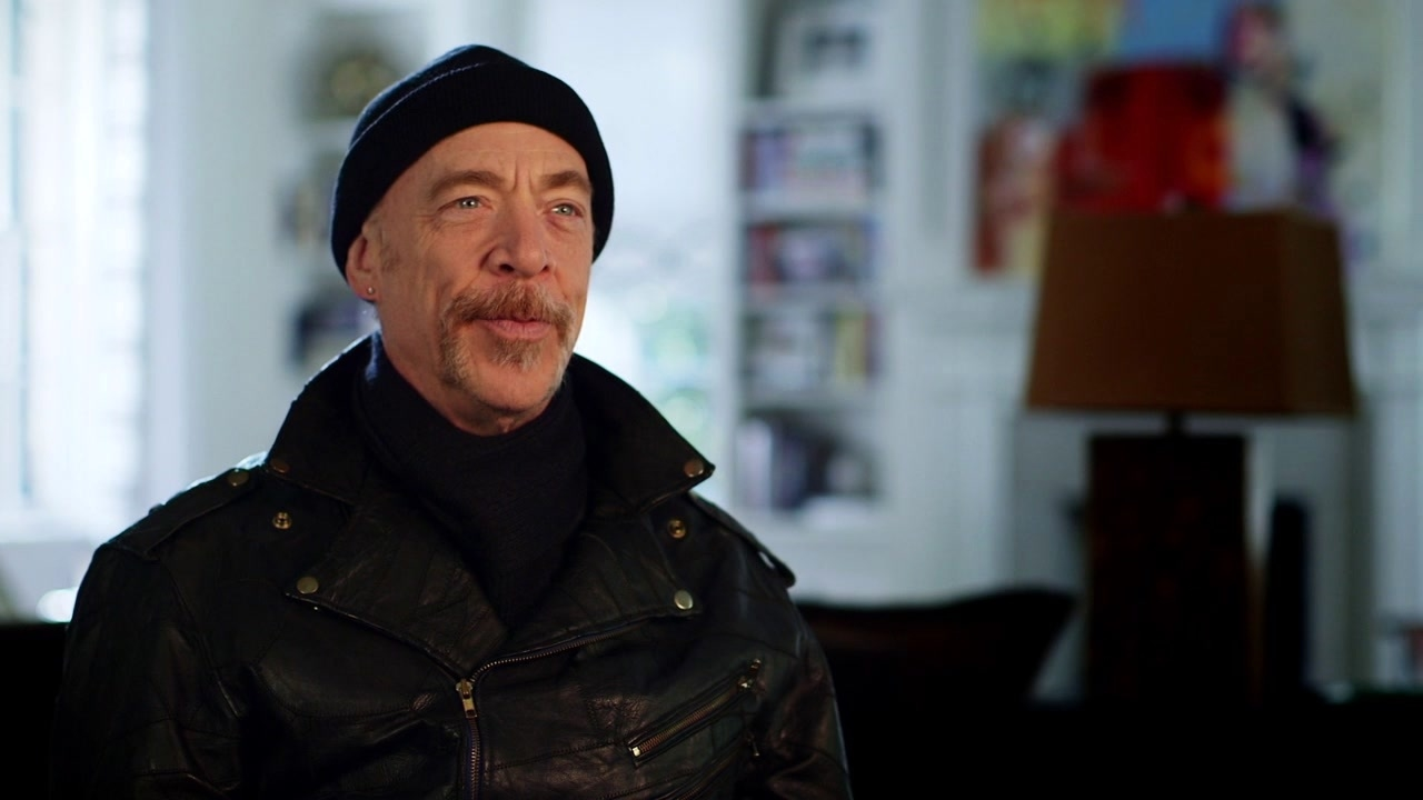 Father Figures: J.K. Simmons On His Character