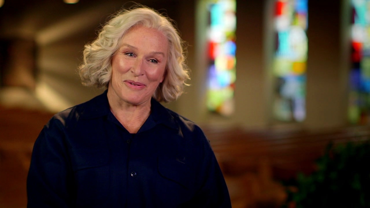 Father Figures: Glenn Close On What Drew Her To The Role