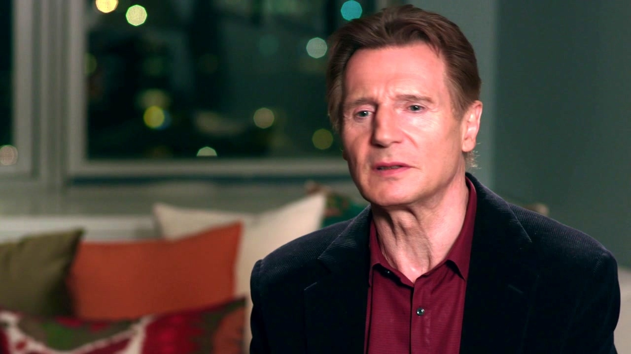 The Commuter: Liam Neeson On Vera Farmiga