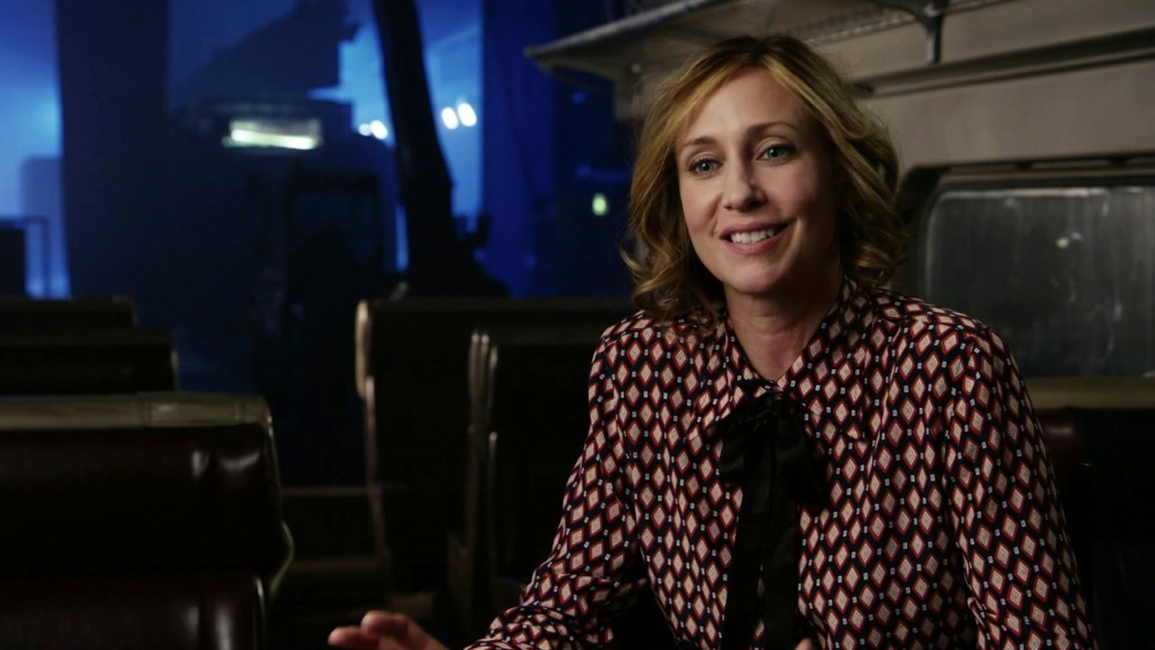 The Commuter: Vera Farmiga On The Story