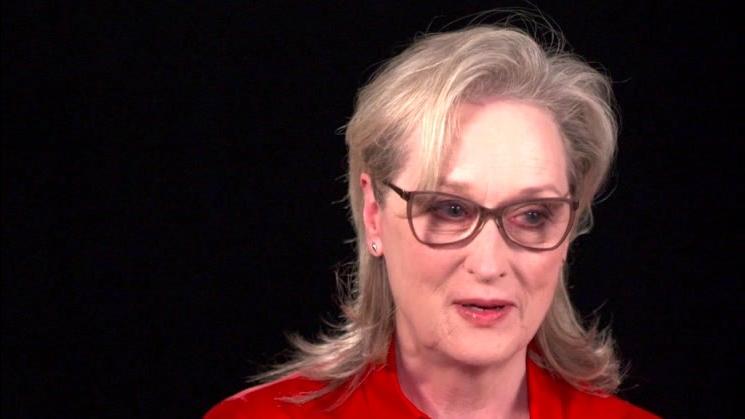 The Post: Meryl Streep On The Screenplay