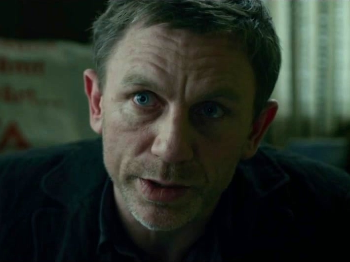 The Girl with the Dragon Tattoo (Clean Trailer)