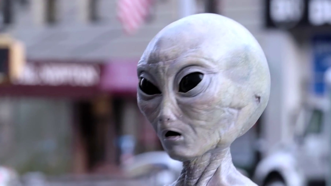 The X-Files: Aliens In NYC