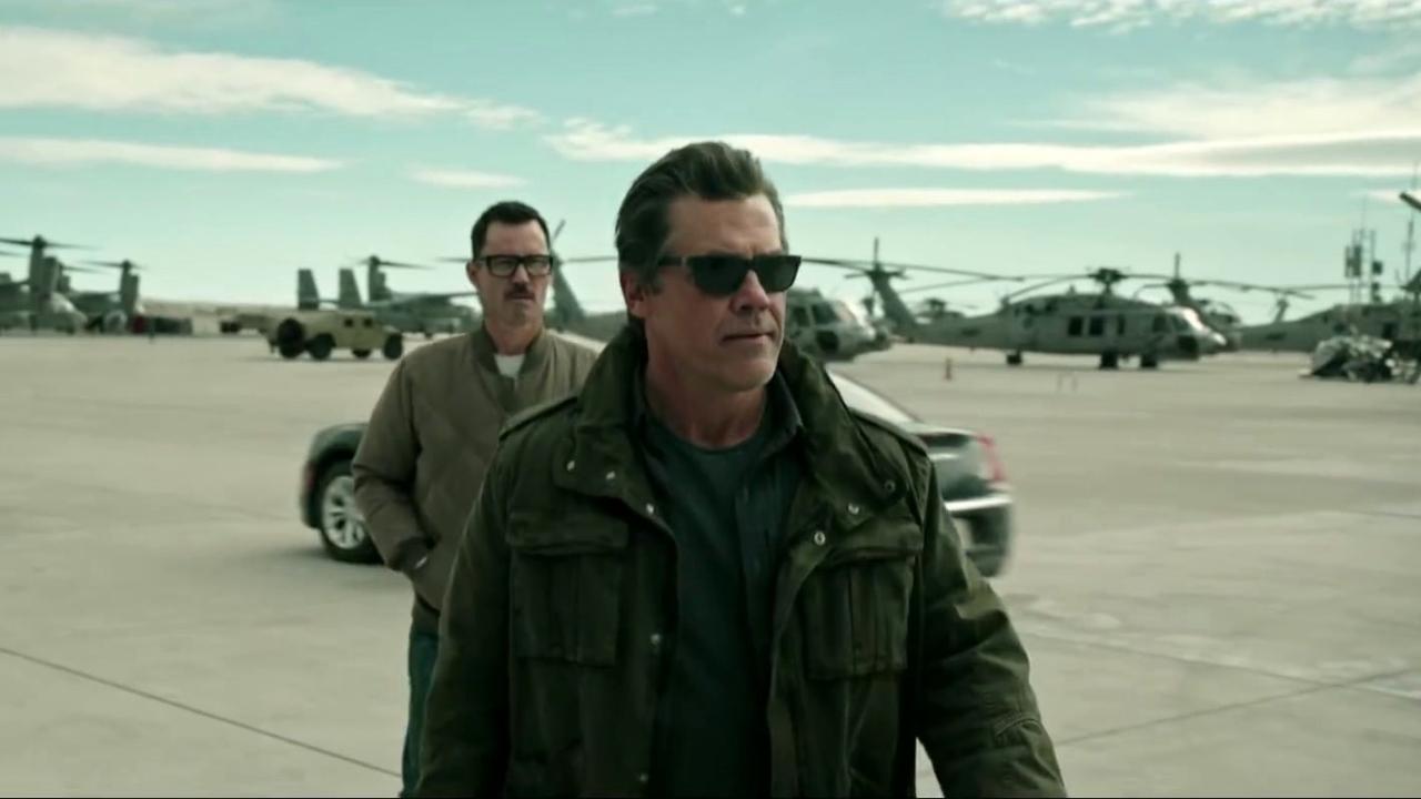 Sicario 2: Soldado (International Trailer 1)