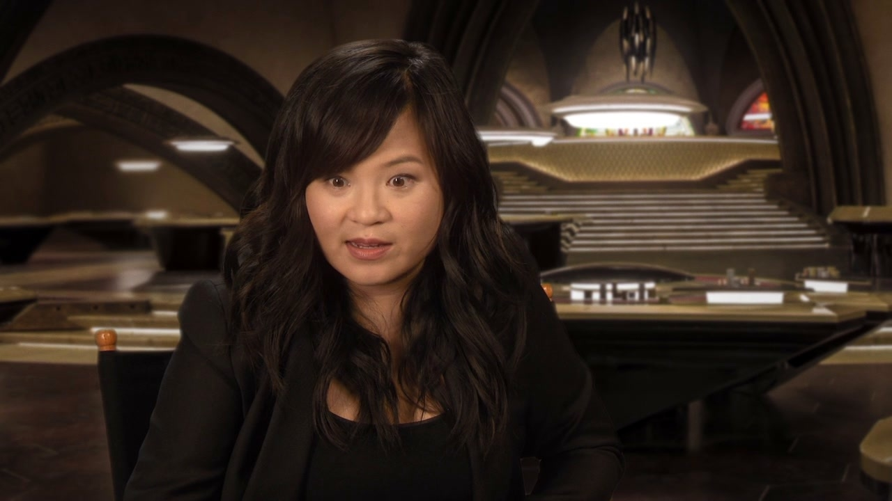 Star Wars: The Last Jedi: Kelly Marie Tran On Rose's Perception Of Finn