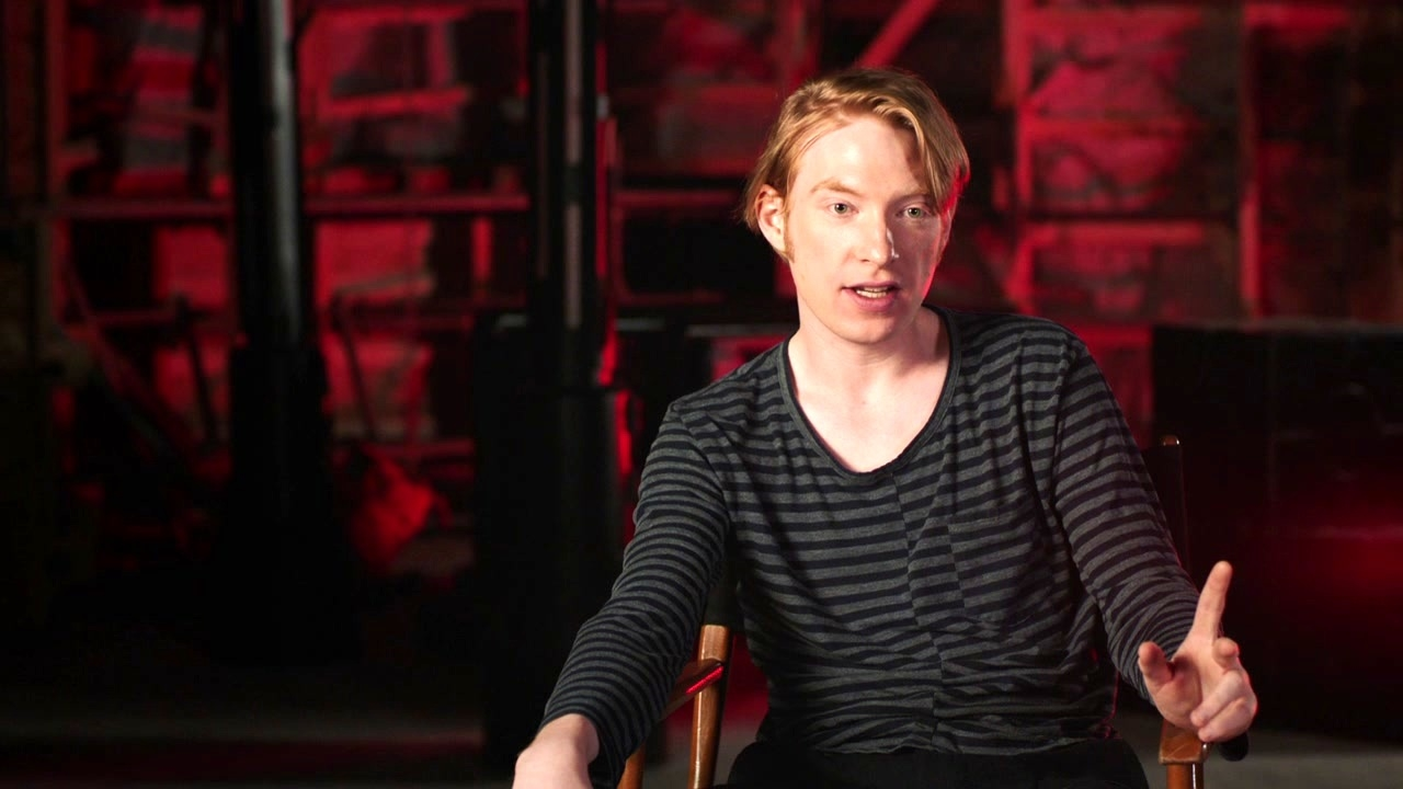Star Wars: The Last Jedi: Domhnall Gleeson On His Character's Expectations