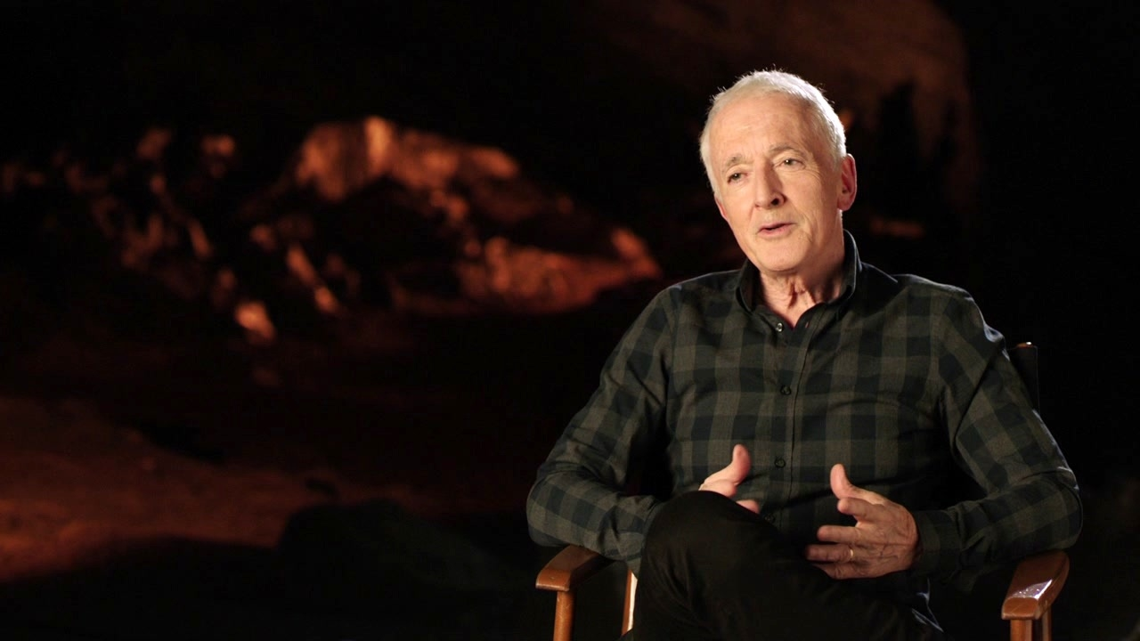 Star Wars: The Last Jedi: Anthony Daniels On C-3PO's Character