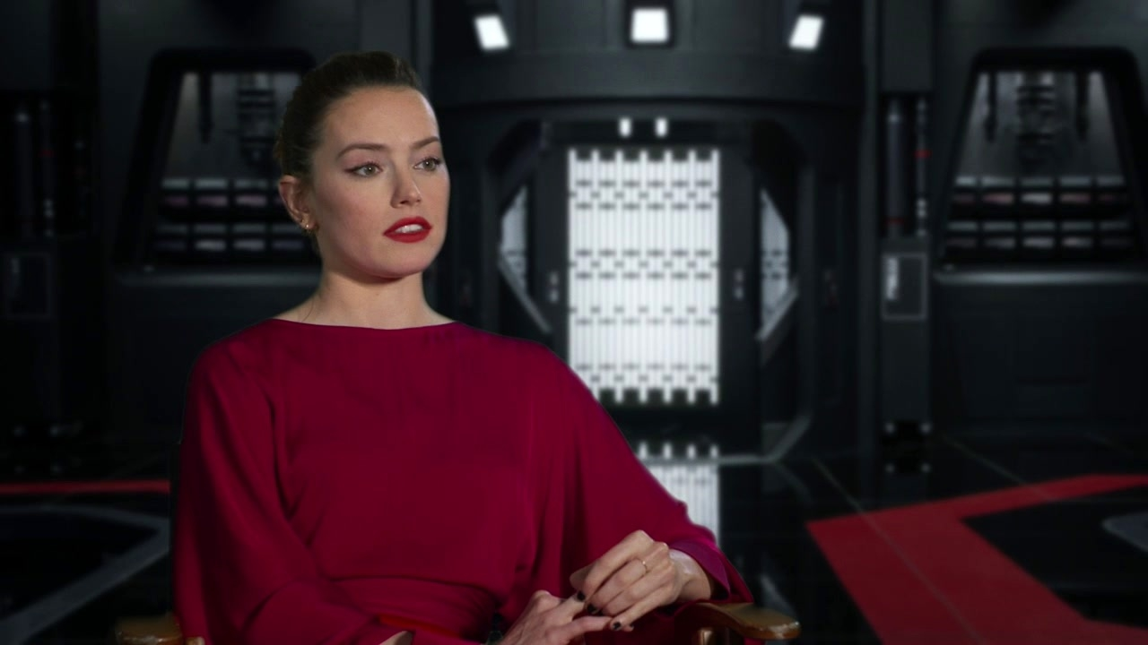 Star Wars: The Last Jedi: Daisy Ridley On The Last Jedi As An Emotional Journey