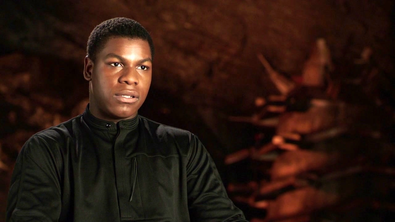 Star Wars: The Last Jedi: John Boyega On Finn's Character