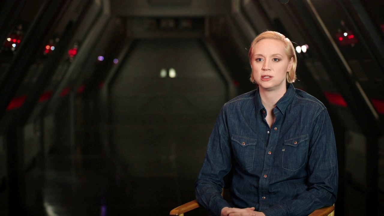Star Wars: The Last Jedi: Gwendoline Christie On Phasma As The First Female Stormtrooper