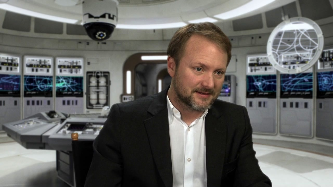 Star Wars: The Last Jedi: Rian Johnson On Rey's Journey