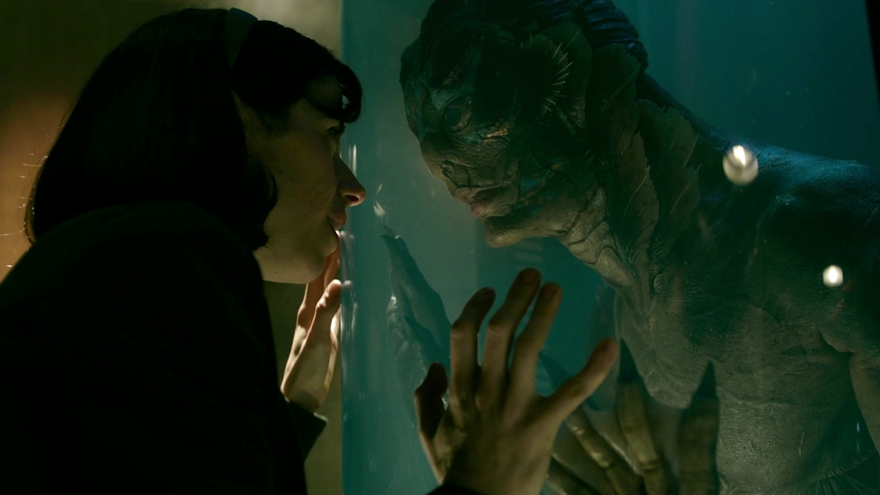The Shape Of Water: Summoning A Water God (Featurette)