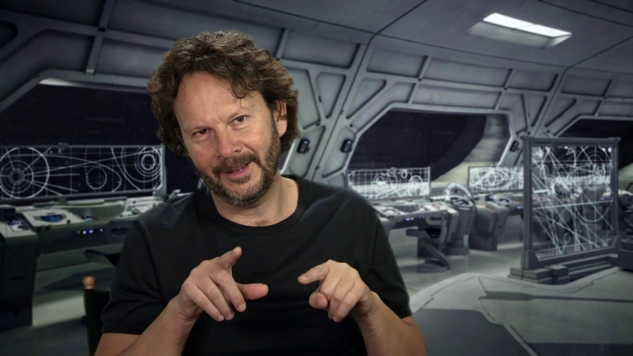 Star Wars: The Last Jedi: Ram Bergman On Rian Johnson's Story, And The Scale Of It