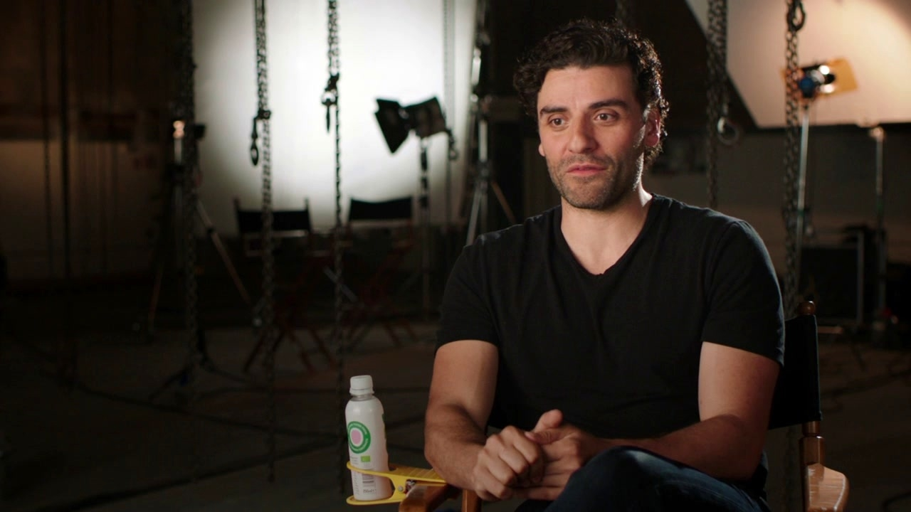 Star Wars: The Last Jedi: Oscar Isaac On Poe's Character