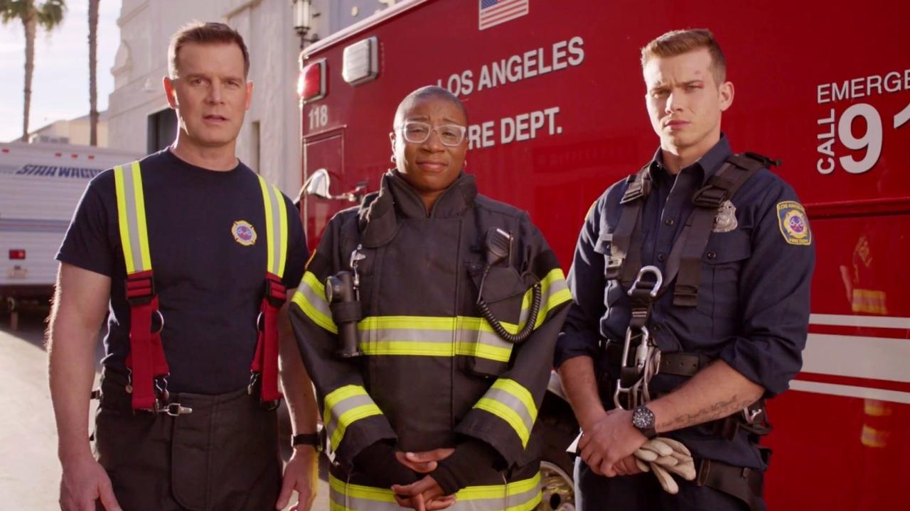 9-1-1: Firefighter Public Service Announcement