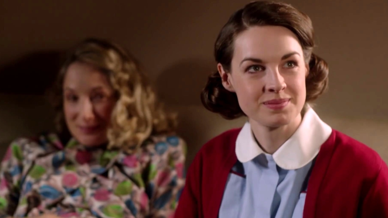 Call The Midwife: Episode 3.8