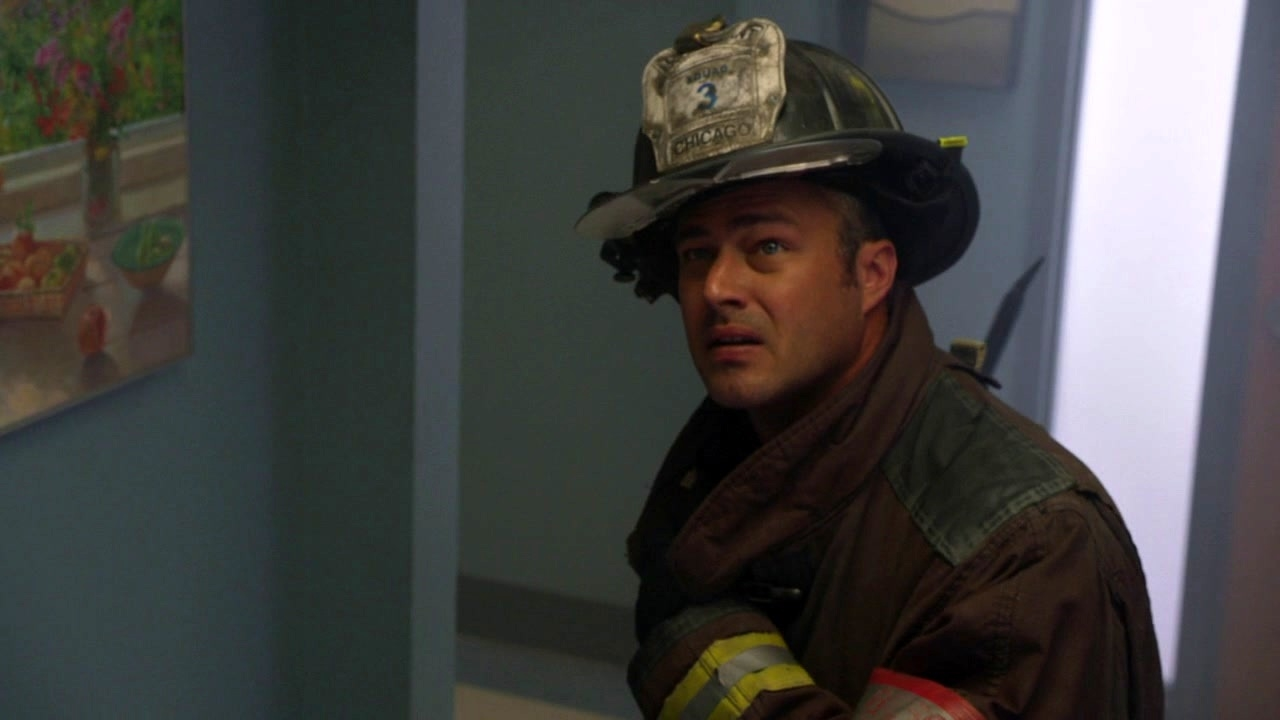Chicago Fire: A Fire In The Ceiling