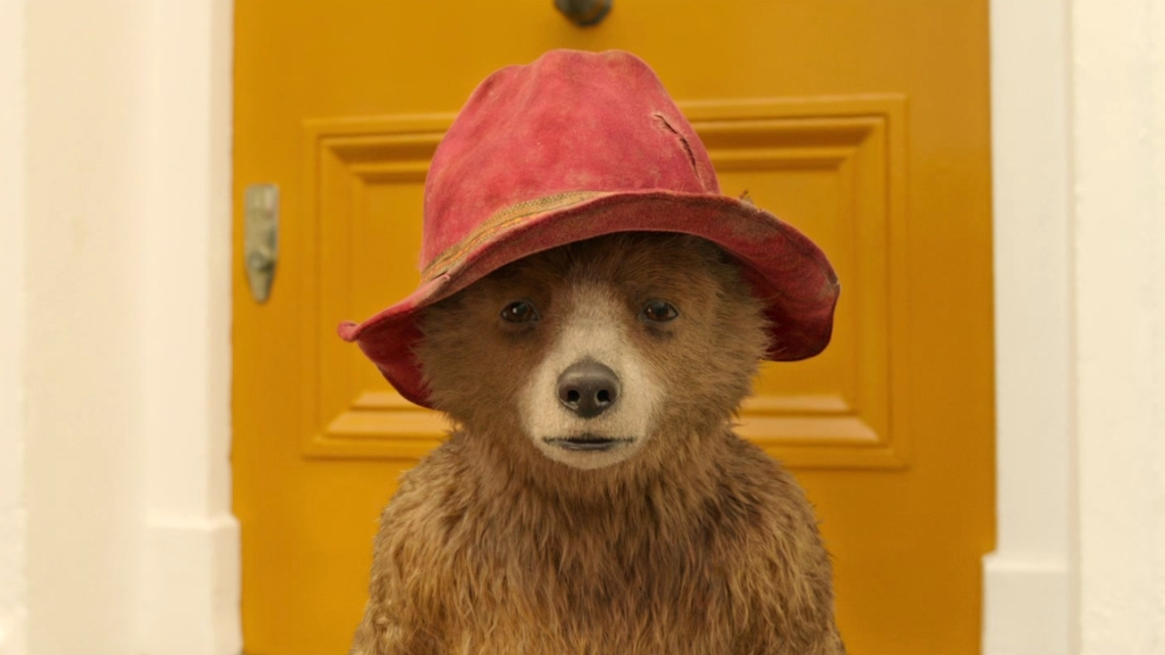 Paddington 2: Window Washing